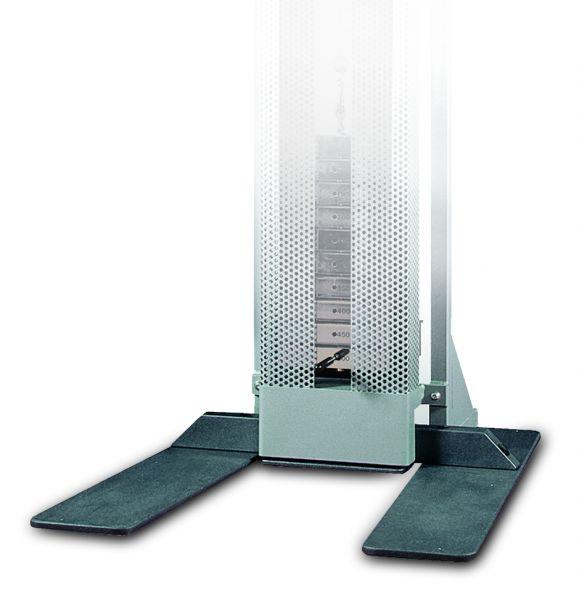 Flachstativ für Cover Line Universal 44 kg