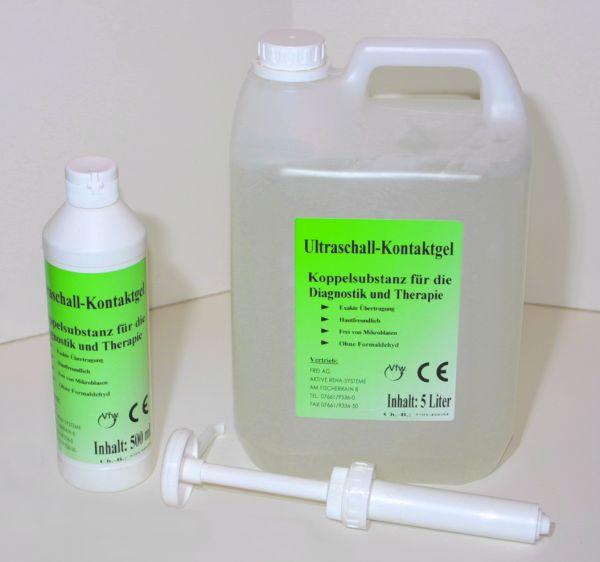Kontakt-Gel 500 ml