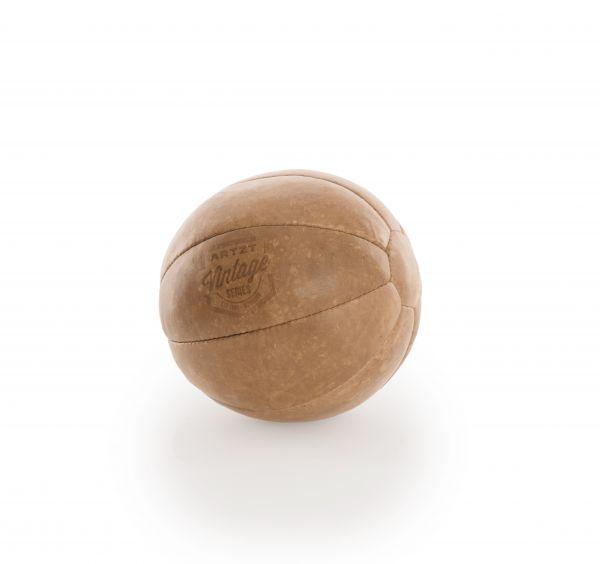 ARTZT Vintage Serie Medizinball 1,5 kg - Leder