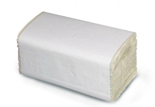 Einmalhandtücher - Standard naturweiß
