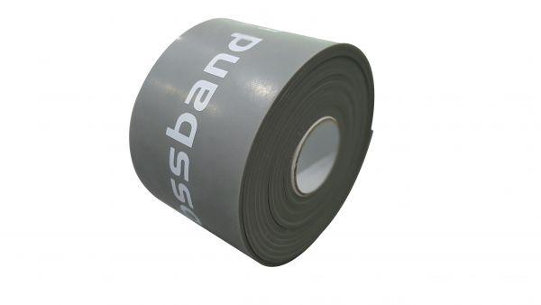 Flossband by Sanctband 7,5cm extra stark - grau