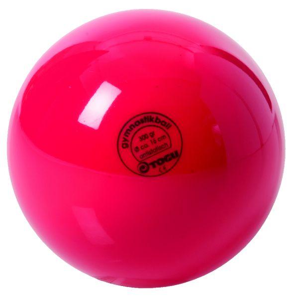 Gymnastikball mit Ventil ∅ 16 cm Farbe: rot