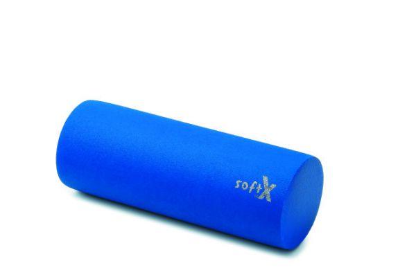 Lagerungsrolle mit Haut, rund - blau