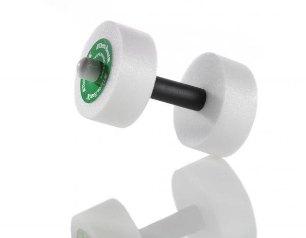 Wasser-Hanteln - grün - mittel 1 Paar