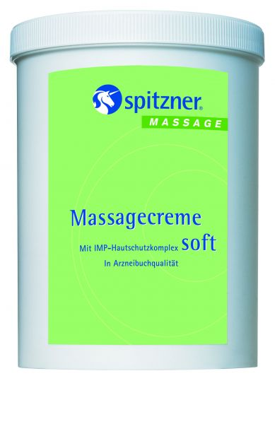 Massagecreme soft -1 l