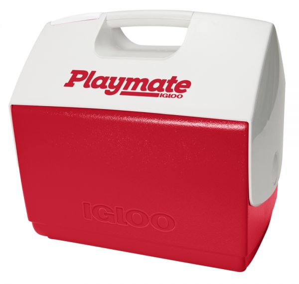 Playmate Elite Eis-Thermobox 15,2 l rot